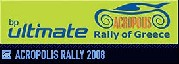 BP Ultimate Acropolis Rally